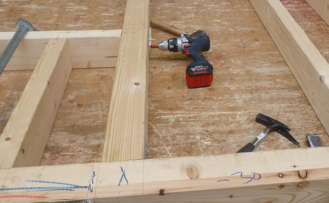 Holzrahmenbau details fenster  Vorteile Holzrahmenbau